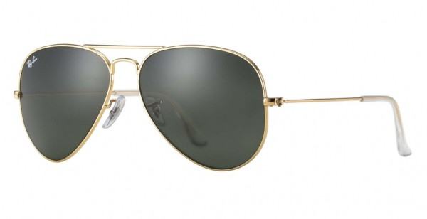 óculos de sol ray-ban aviator Ray-Ban Aviator RB3025L verde
